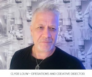 Clyde Louw Operations and Creative Director